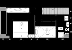 508二楼设计平面图-xml