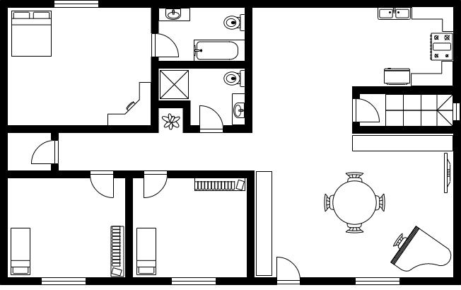 Simlpe住宅设计