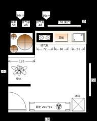 厨房结构图2