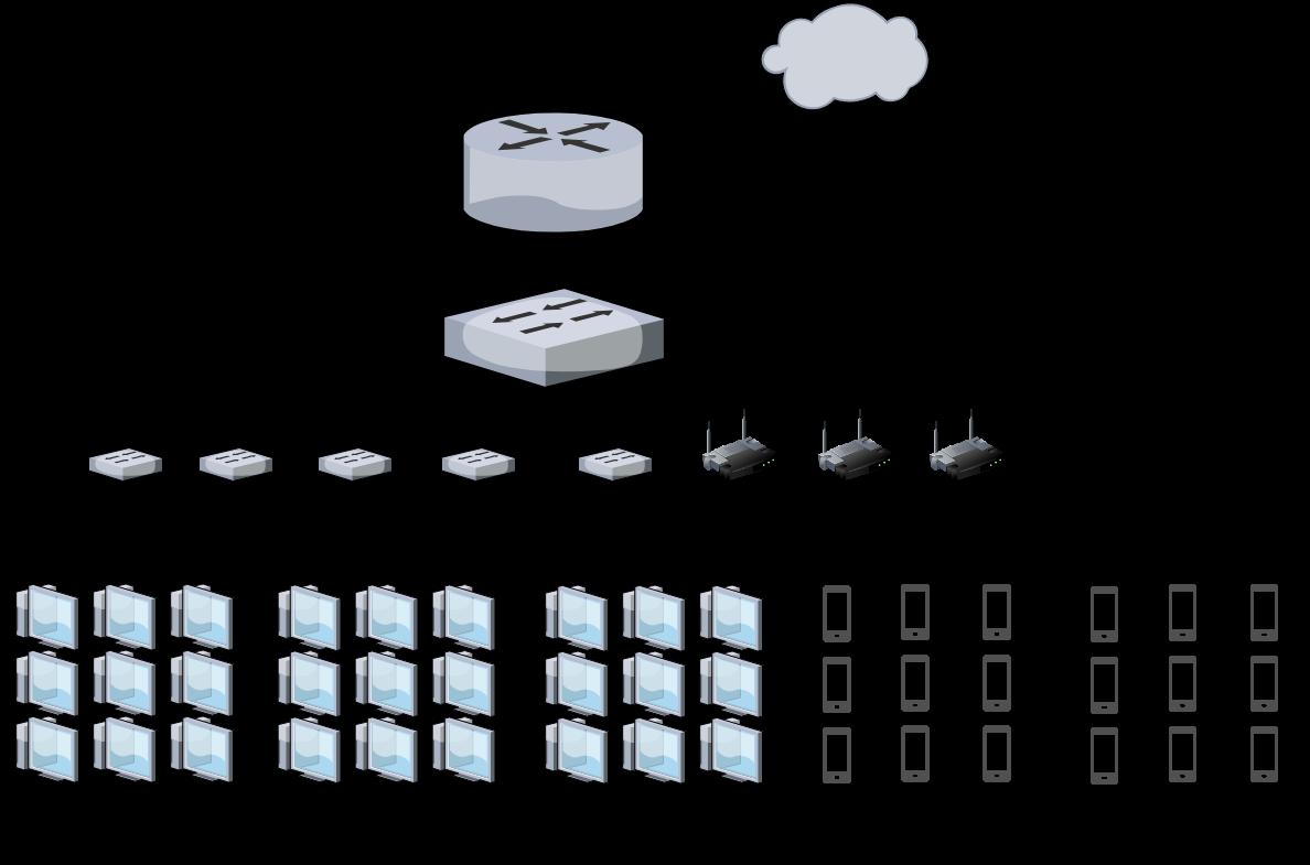 十字星办公网网络拓扑.xml