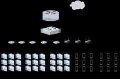 十字星办公网网络拓扑-xml