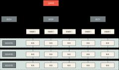 矩阵型组织结构