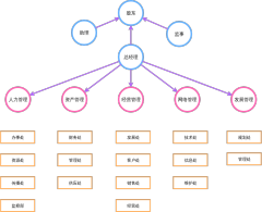 公司组织结构