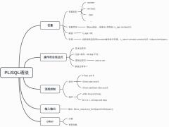 PLSQL语法